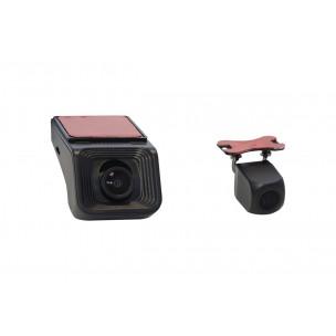 Redpower DVR-UNI3-N Dual - универсальный двухканальный Wi-FI регистратор скрытой установки (Full HD + Full HD)