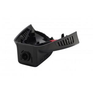 Двухканальный видеорегистратор Redpower DVR-MBC-N Dual (черный) для Mercedes C class, E class и GLC в коробе зеркала заднего вида
