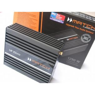 Процессорный 7-канальный усилитель Match UP 7BMW