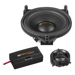 2-компонентная акустика Match UP C42MB-FRT