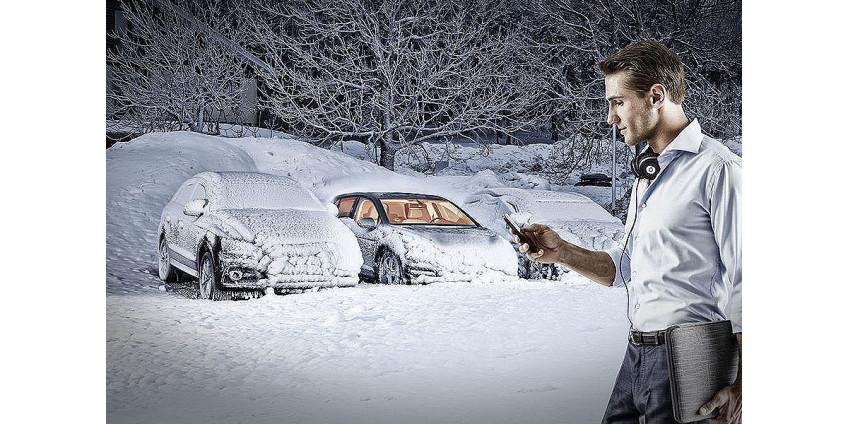 Webasto на Mercedes S Сlass W222