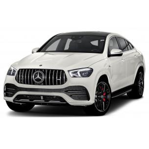 ЭЛЕКТРИЧЕСКИЕ ВЫДВИЖНЫЕ ПОРОГИ ДЛЯ Mercedes Benz GLE Coupe 2019-2021