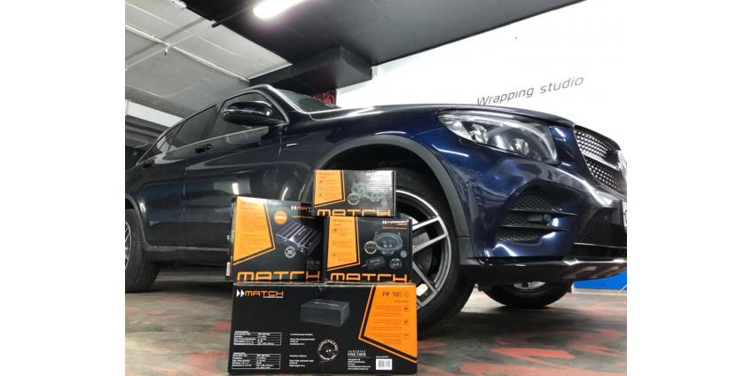 Улучшение аудиосистемы Mercedes