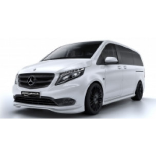 Шумоизоляция Mercedes Viano (W639)