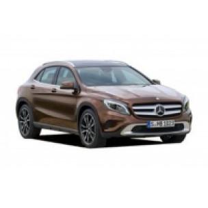 Шумоизоляция Mercedes GLA (W156)