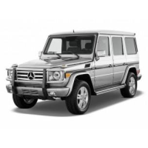 Шумоизоляция Mercedes Gelandewagen