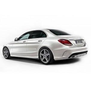 Шумоизоляция Mercedes C (W205)