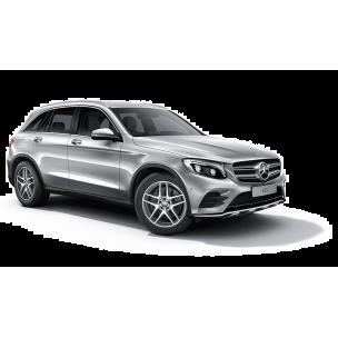 Шумоизоляция Mercedes GLC (X253 / C253)