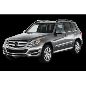 Шумоизоляция Mercedes GLK (X204)