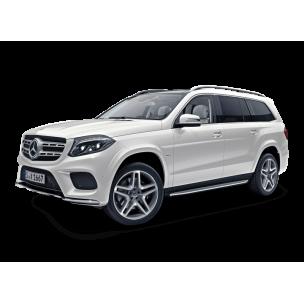 Шумоизоляция Mercedes GLS X167